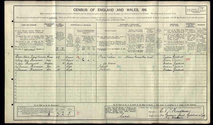 Edwin Nicholas Henderson 1911 census.jpg
