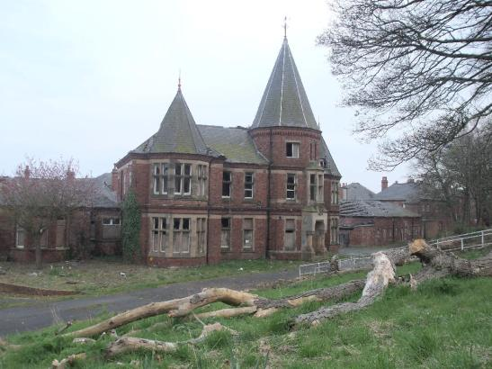Sunderland Borough Asylum