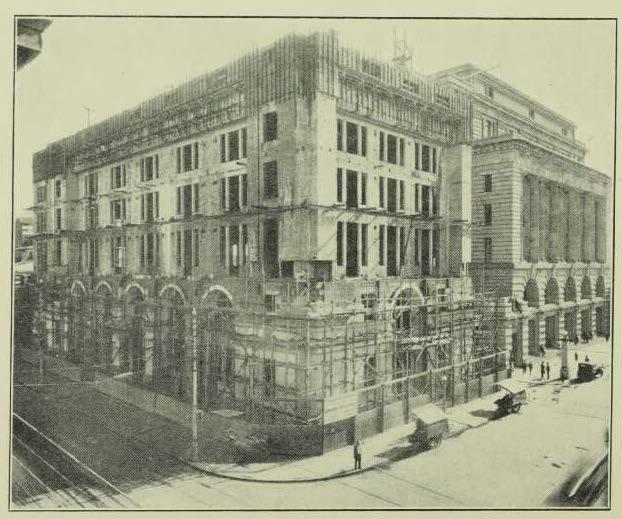 Buildign 1931 - Cth Bank Perth