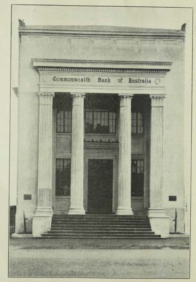 Buildiing 1932 - Cth Bank Lismore