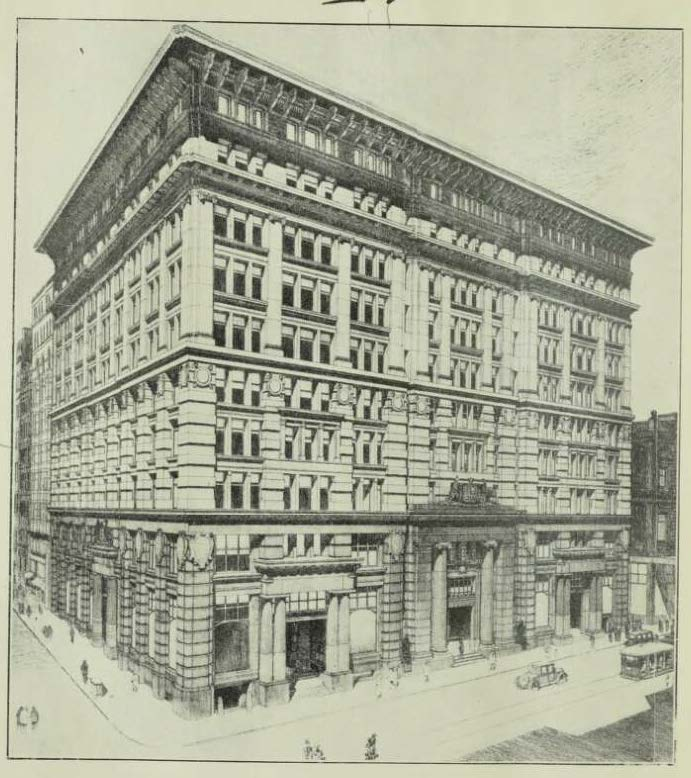 Buildiing 1932 - Cth Bank Sydney