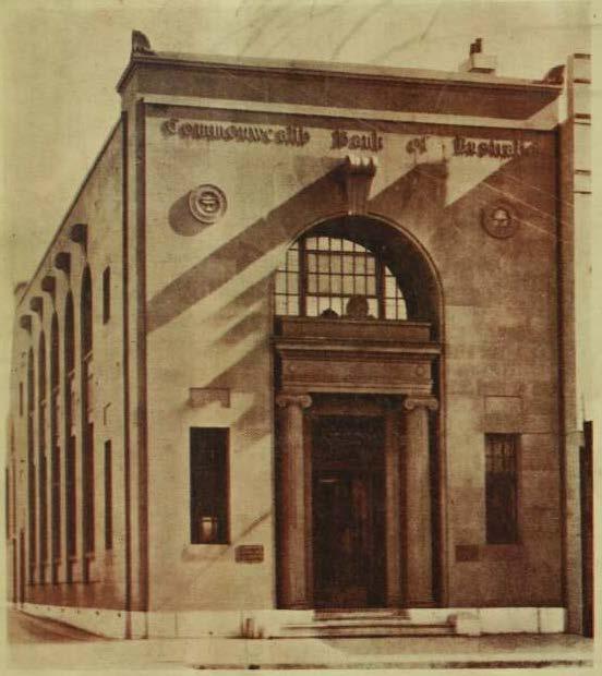 Building 1932 - Cth Bank Goulburn