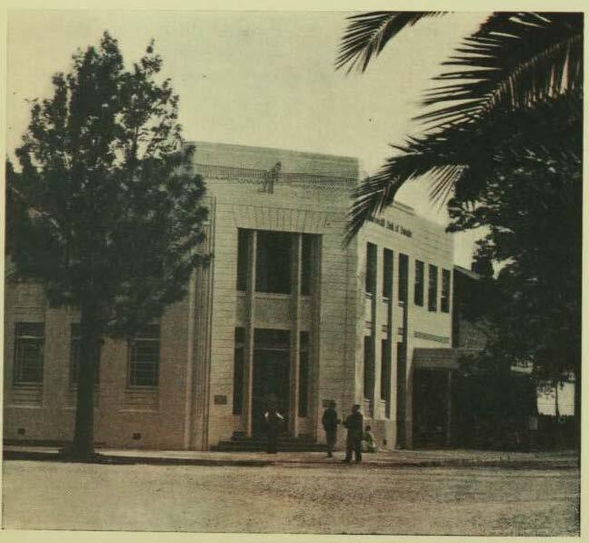 Building 1936 - Cth Bank Grafton