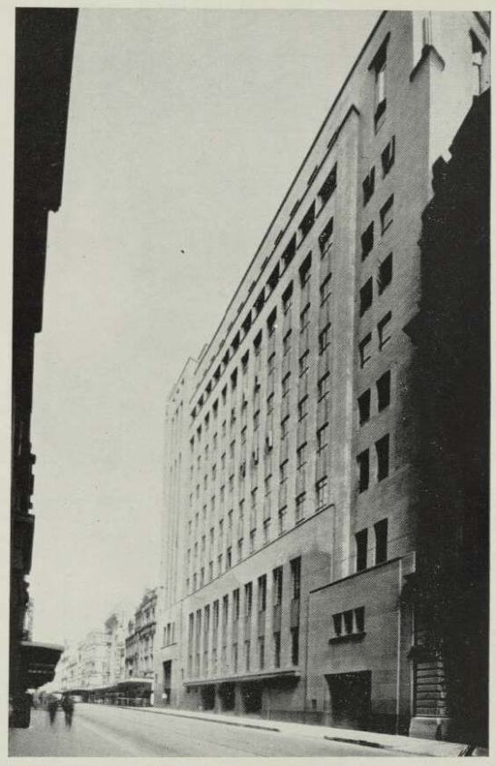 Building 1942 - Sydney GPO External