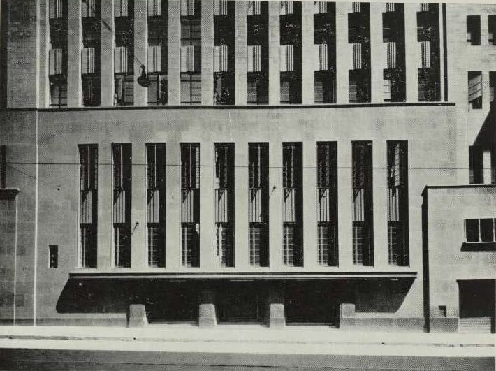 Building 1942 - Sydney GPO Front