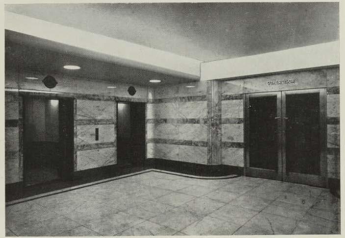 Building 1942 - Sydney GPO Internal 3
