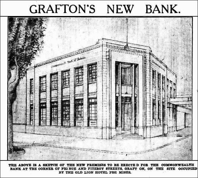 Grafton CBA Daily Examiner Sketch