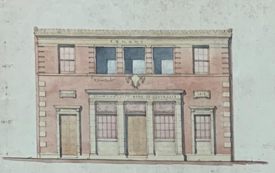 Henderson's first design